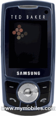 Samsung Ted Baker Button (L760)
