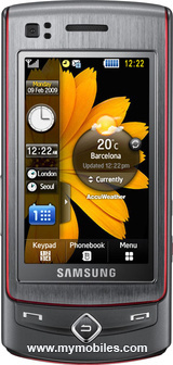 Samsung Tocco Ultra Edition (S8300)