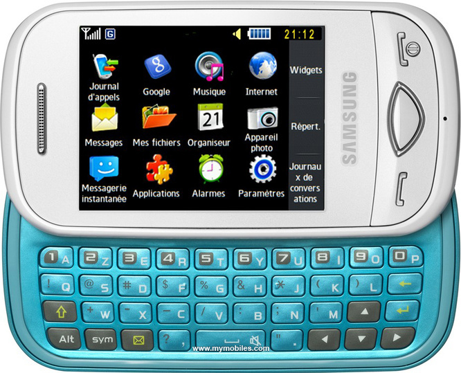 Samsung B3410 Applications Free Download