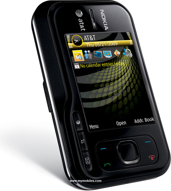 where my iphone nokia 6760 slide 6760