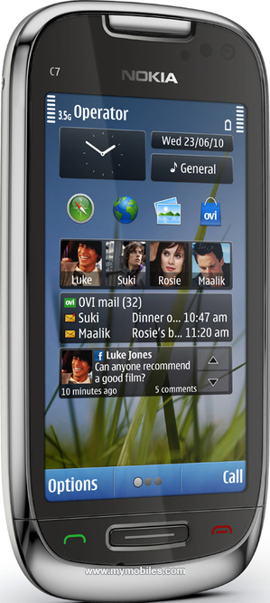 google talk software for nokia c7