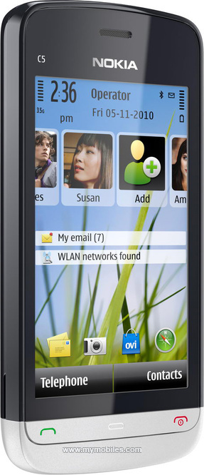 c5-03 mobile software