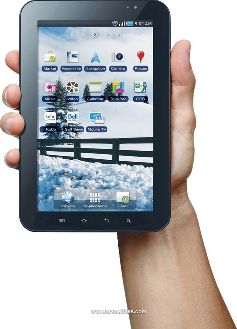 Samsung Galaxy Tab Wi-Fi (P1010) reviews