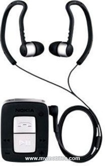 Nokia BH-500 Stereo Bluetooth Headset