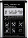 Sony Ericsson BST-37 Phone Battery
