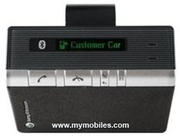 Sony Ericsson Genuine Sony Ericsson HCB-120 Bluetooth Car Speakerphone With Car Charger