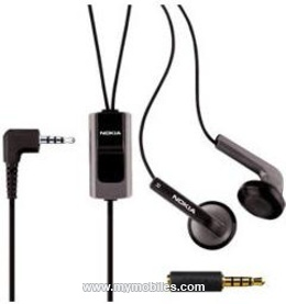 Nokia HS-47 Stereo Headset (With AD-53 AV Adapter)