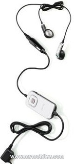 Sony Ericsson HGE-100 Headset With GPS Enabler