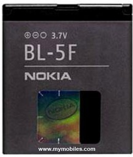 Nokia BL-5F Mobile Phone Battery