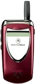 Motorola COV8403 Midnight Ruby Front & Back Cover Case