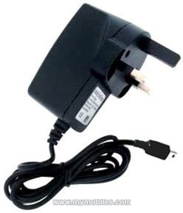 Motorola Genuine Motorola SPN53408 3-Pin Mains Charger