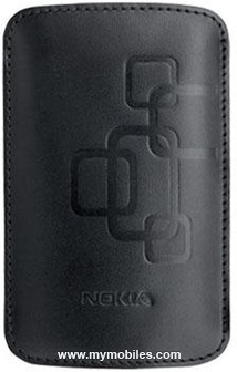 Nokia Genuine Nokia CP-342B Leather Case