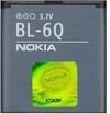 Nokia BL-6Q Phone Battery