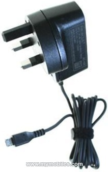Nokia AC-10X 3-Pin Mains Charger