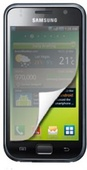 Samsung I9000 Galaxy Pack Of 2 Screen Protector