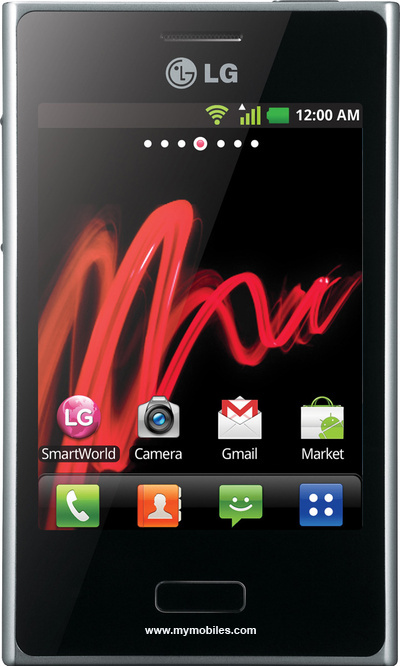 requirements of an lg e400 the lg mobile9 lg l3