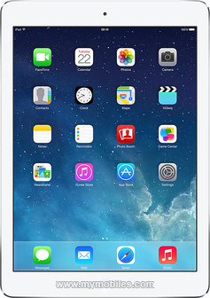 Apple iPad Air Wi-Fi + Cellular 16GB
