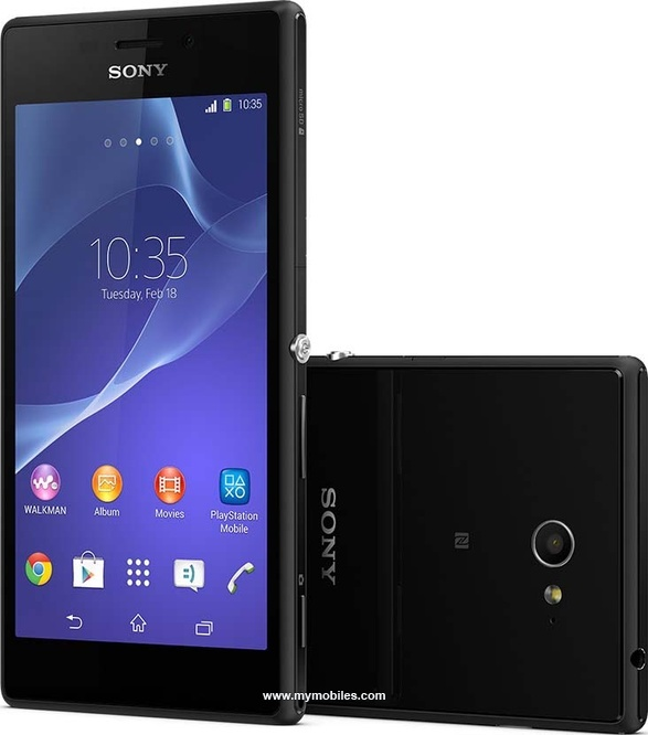 Sony Xperia M2 Dual accessories